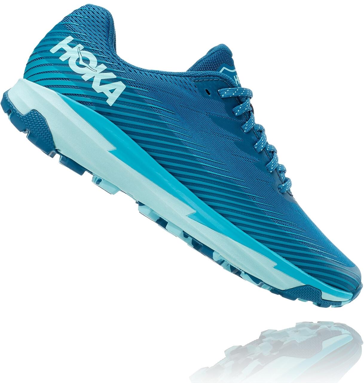 Hoka One One Torrent 2 Scarpe da corsa Donna, blue sapphire/angel blue su Addnature Nl3L1